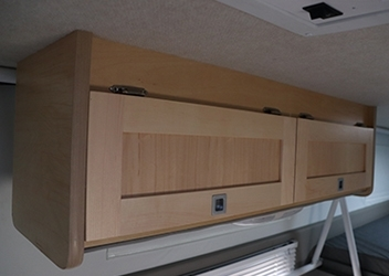 Overhead Cabinet